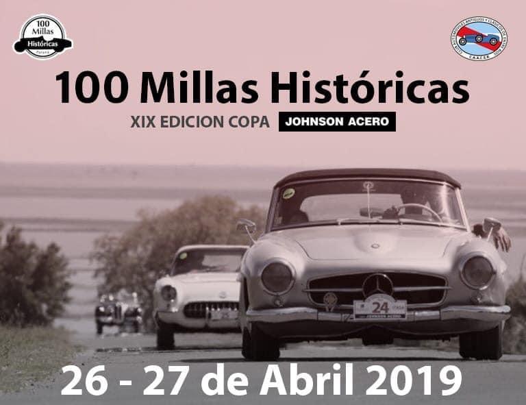 100 millas historicas